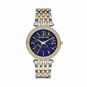 Michael Kors MK3401 Darci Stainless Steel Ladies Watch