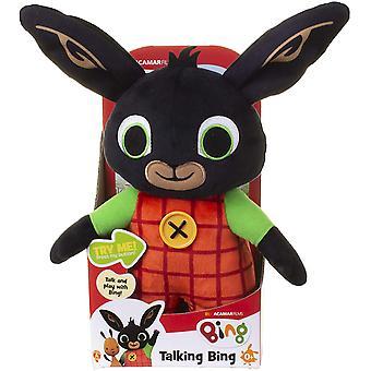 Talking Bing Soft Toy 30cm
