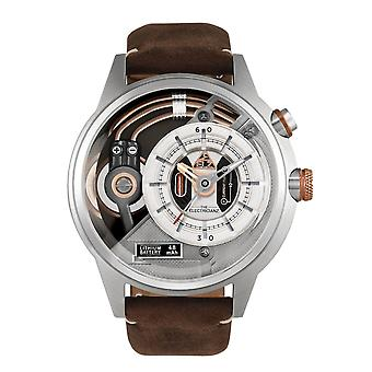 The Electricianz ZZ-A3C-01 The Steel Z Collection Wristwatch