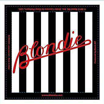 Blondie Fridge Magnet Parallel Lines new Official 76mm x 76mm