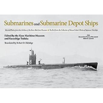 Onderzeeërs en Submarine Depot Schepen - Geselecteerde foto's uit de Archiv