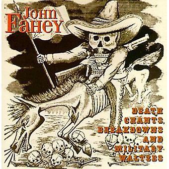 John Fahey - Death Chants Breakdowns & Mili [CD] USA import