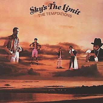 Temptations - Sky's the Limit [CD] USA import