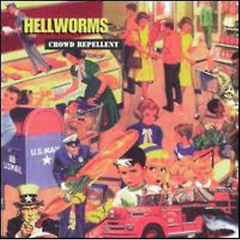 Hellworms - publiken Repellent [CD] USA import
