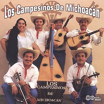 Los Campesinos De Mich - Canciones De MI Tiera [CD] USA import