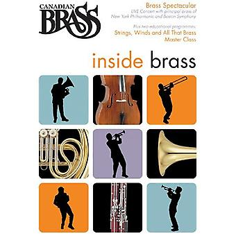 Canadian Brass - Inside Brass [DVD] USA import