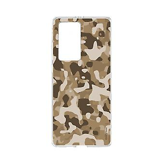 Hull For Huawei P40 Pro Soft Desert Military Camouflage