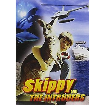 Skippy & inkräktare [DVD] USA import