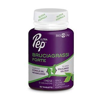 Ultra Pep Forte Fat Burner 60 tablettia