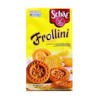 Frollini Gluten Free Cookies 200 g