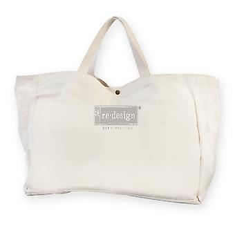 Re-Design with Prima Tote Bag 100% Cotton