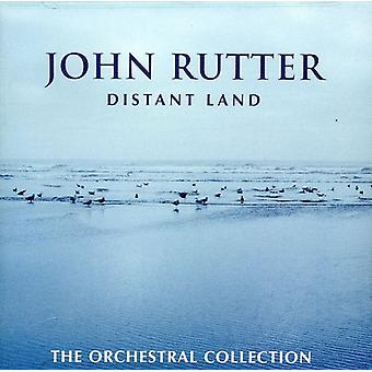 John Rutter - John Rutter: Distant Land, the Orchestral Collection [CD] USA import