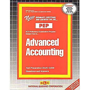 ADVANCED ACCOUNTING: Passbooks Study Guide