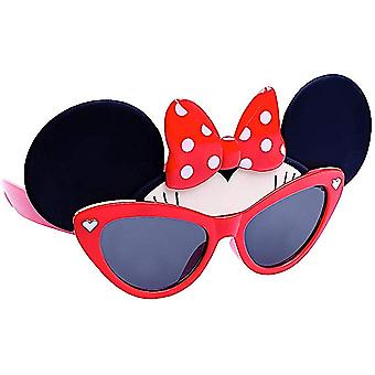 Party Costumes - Sun-Staches - Kids Lil' Minnie Glasses New sg3313