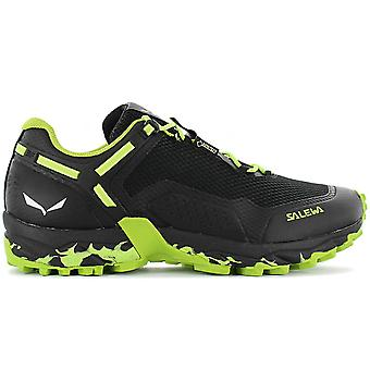 Salewa MS Speed Beat GTX - Gore Tex - Men's Hiking Shoes Black 61338-0978 Sneakers Sports Shoes