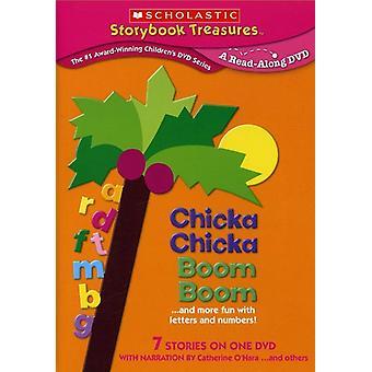 Chicka Chicka Boom Boom y más diversión con la importación de los E.e.u.u. de aprendizaje [DVD]