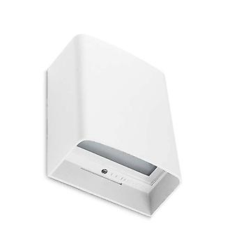 LED Outdoor Wall Light Blanc IP65