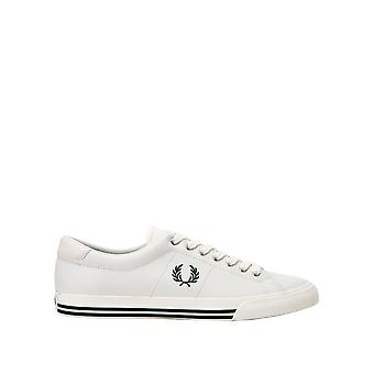 Fred Perry Men's Underspin Leather Sneakers