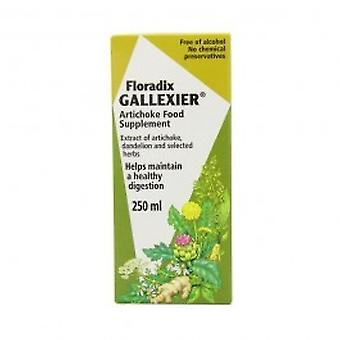 Floradix - Gallexier Artichoke Food Suppl 250ml