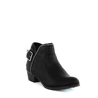 American Rag Cie | Edee Faux Leather Block Heel Booties
