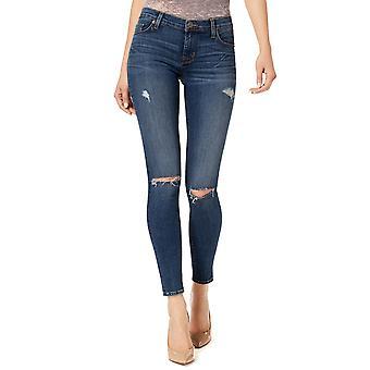 Hudson | Nico Ripped Skinny Jeans