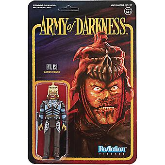 Army Of Darkness Reaction Wave 1 - Evil Ash USA import