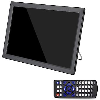 Abkt-d14 14 Inch Hd Portable Dvb-t2 Atsc Digital & Analog Television