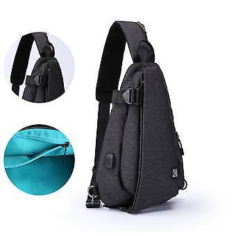 Trendy Boy Shoulder Chest Bag