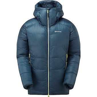 Montane Alpine 850 Down Jacket - Narwhal Blue