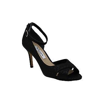 Nina Womens Flo-YG Peep Toe Casual Ankle Strap Sandálias