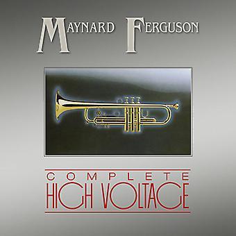 Maynard Ferguson - Maynard Ferguson: Complete High Voltage [CD] USA import