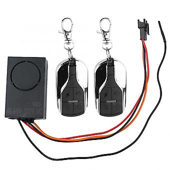 Keyless Entry System For Electric Car-wireless Remote Control Vibration Alarm