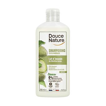 Almond Milk Shampoo for Normal and Dry Hair 250 ml