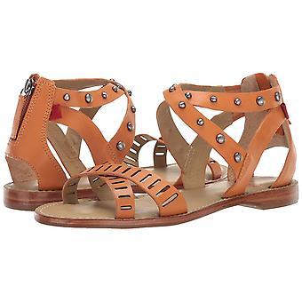 MARC JOSEPH NEW YORK Women's Leather Made in Brazil Sandal