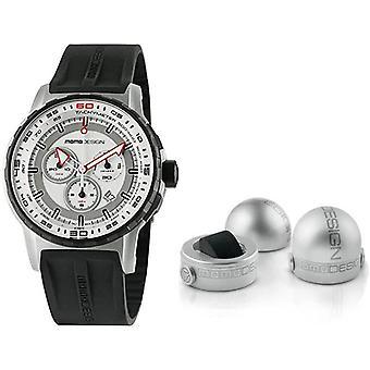 Momo design watch pilot pro chrono quarzo md2164ss-21