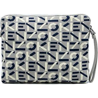 Kenzo Monogram Clutch Bag