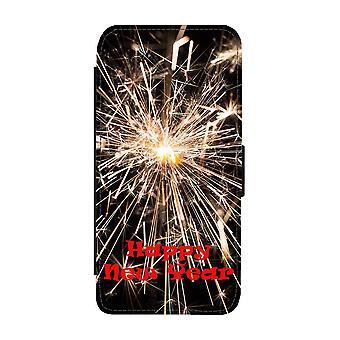 Buon anno iPhone 12 / iPhone 12 Pro Custodia portafoglio