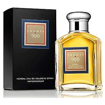 ARAMIS 900 Herbal Eau DE Cologne 100ML VAPORIZER Unisex Adult Multicolor 100 ml