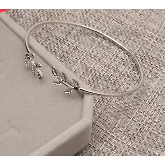 Simple Plated Cuff Bracelets