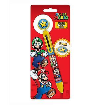 Super Mario Burst Retractable Pen
