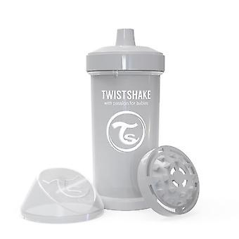 Twistshake Kid Cup 360ml Pastel Grey