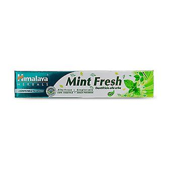 Mint Fresh Herbal Toothpaste 75 ml