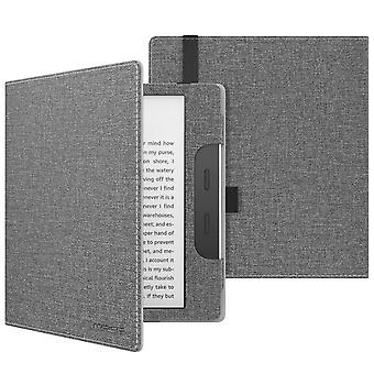 Moko case fits all-new kindle oasis (9th and 10th generation only, 2017 and 2019 release), premium s