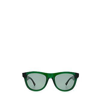 Bottega Veneta BV1001S óculos de sol unissex verdes