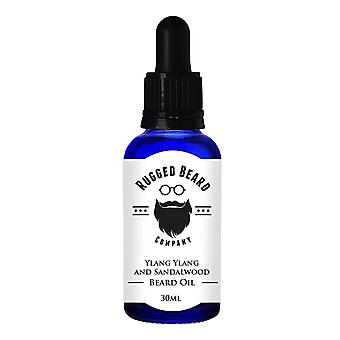 Ylang Ylang And Sandalwood Beard Conditioning Oil