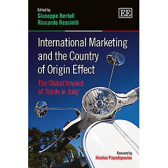International Marketing and the Country of Origin Effect
