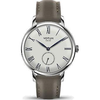 Votum - Reloj de pulsera - Hombres - Vintage pequeño V11.10.12.08