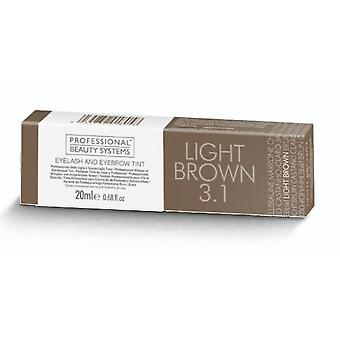 Professional beauty systems Professional Beauty Systems Eyelash And Eyebrow Tint - Light Brown