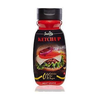 Zero ketchup 320 ml