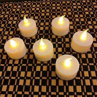 Led Candle Light Battery Powered Lamp
